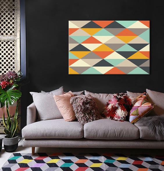 Obraz na stenu Pearblossom Stick / Dan Johannson XOBDJ073E1