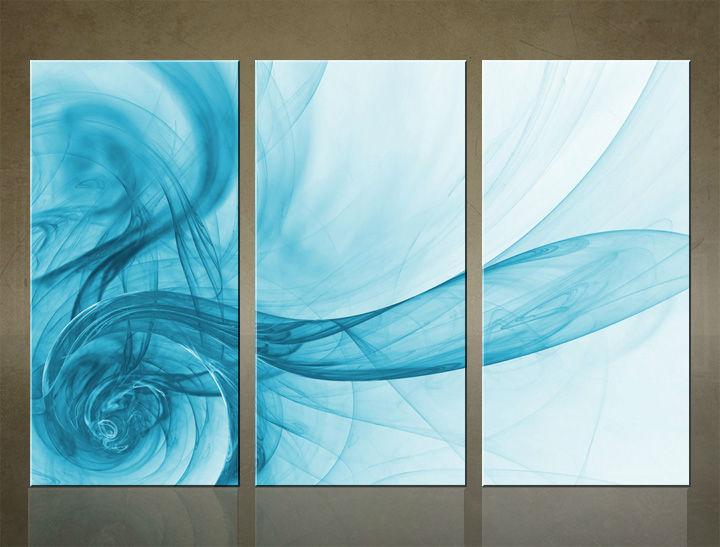 Image of HD Obraz na stenu 3 dielny ABSTRAKT AB006C3 (HD obrazy na plátne)