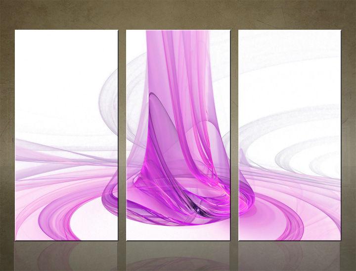 Image of HD Obraz na stenu 3 dielny ABSTRAKT AB008C3 (HD obrazy na plátne)