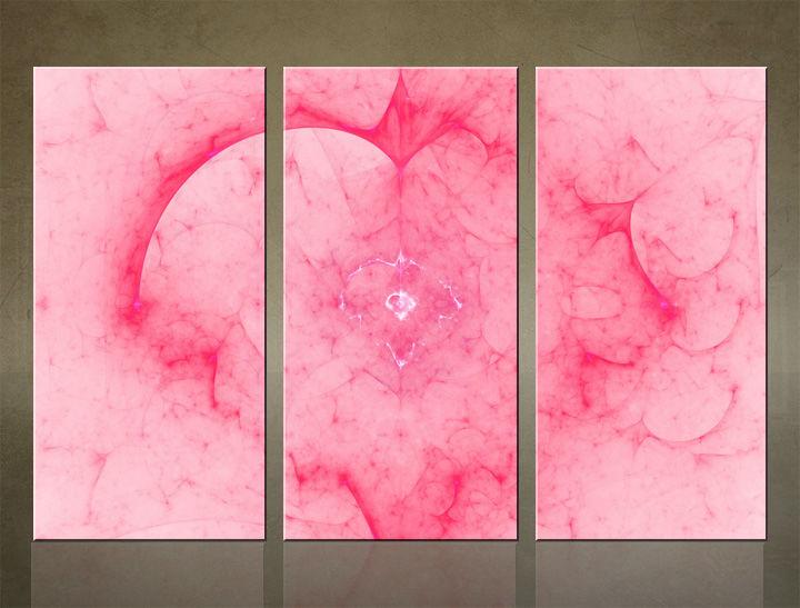 Image of HD Obraz na stenu 3 dielny ABSTRAKT AB010C3 (HD obrazy na plátne)
