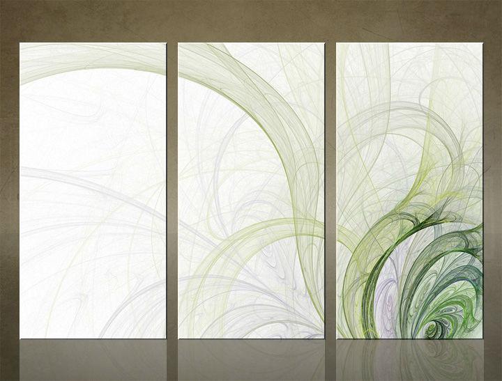 Image of Obraz na stenu 3 dielny ABSTRAKT ABI_0017_3ELX (obraz na plátne)