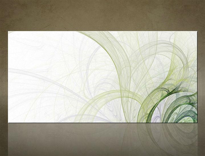 Image of Obraz na stenu PANORÁMA Abstrakt ABI_0017_PAN (obrazy na plátne)