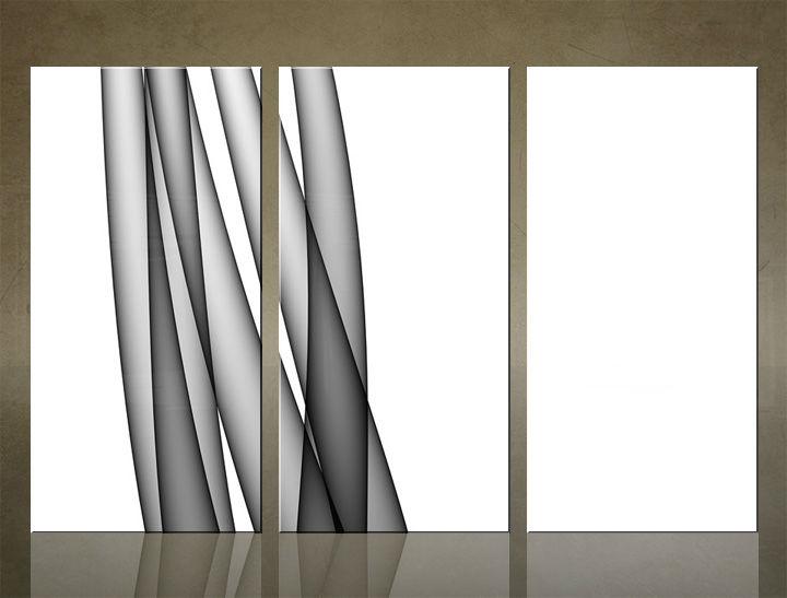 Image of Obraz na stenu 3 dielny ABSTRAKT ABI_0027_3ELX (obraz na plátne)