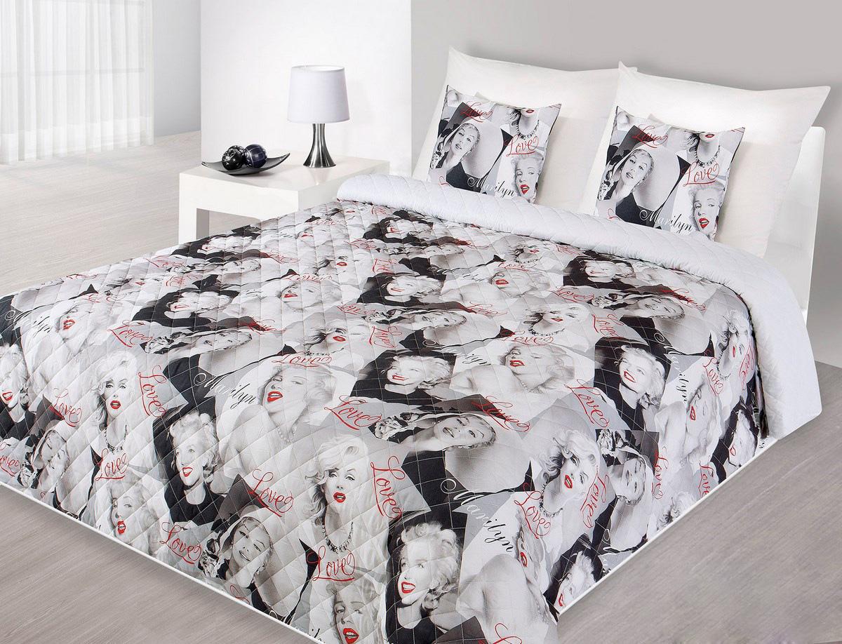 Luxusný prehoz na posteľ MERILYN 220x240