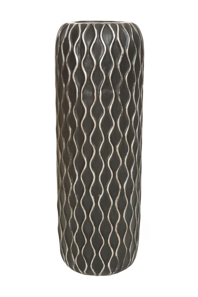 Luxusná váza CALVIN 14x44 cm (Luxusné vázy)