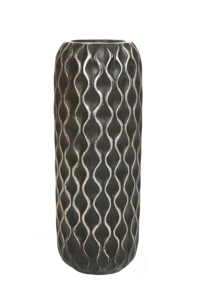 Luxusná váza CALVIN 12x34 cm (Luxusné vázy)
