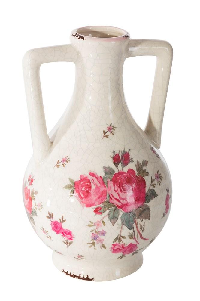 Keramická váza MACY 14x14x23 cm (Luxusné vázy)