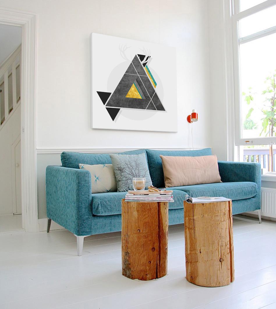Obraz na stenu Instant Abstraction / Dan Johannson DJ019E1