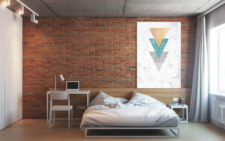 Obraz na stenu Trancendental Elegance / Dan Johannson DJ032E1