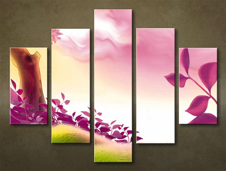 Image of Obraz na stenu 5 dielny DETI DZI_0007_5EL (obraz na plátne)