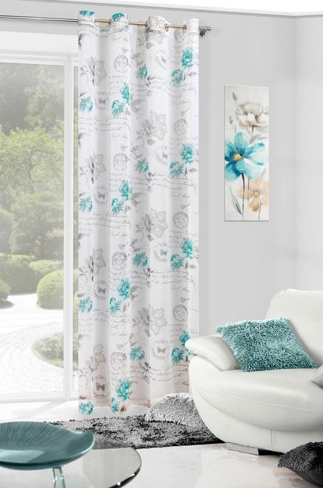 Luxusná záclona SOTERA 140x250 cm