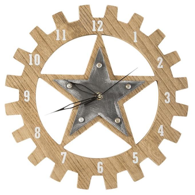 Moderné nástenné hodiny TEXA 30 cm (Nástenné hodiny)