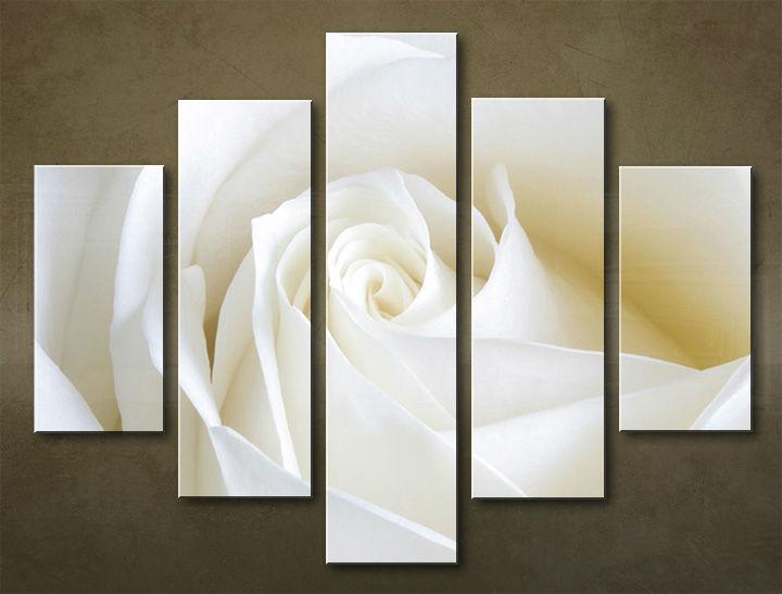 Image of Obraz na stenu 5 dielny KVETY KBI_0001_5EL (obraz na plátne)