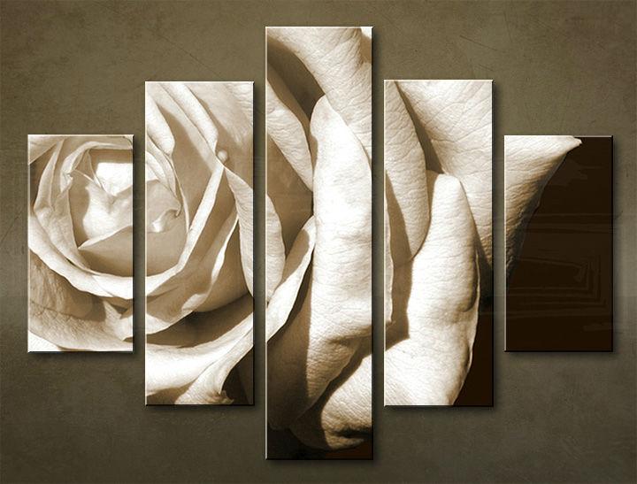 Image of Obraz na stenu 5 dielny KVETY KBI_0004_5EL (obraz na plátne)