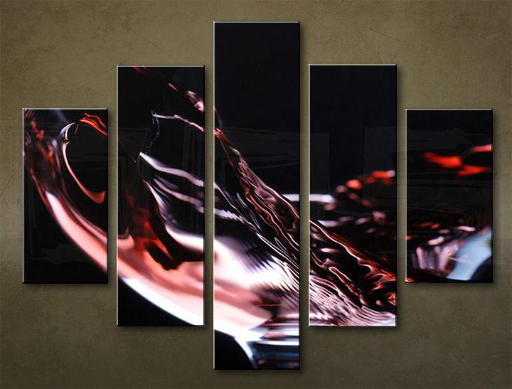Image of Obraz na stenu 5 dielny KUCHYŇA KUC_0009_5EL (obraz na plátne)