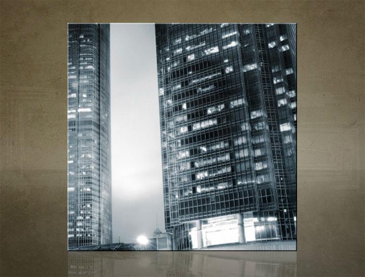 Obraz na stenu ŠTVOREC MESTO - AHD25507