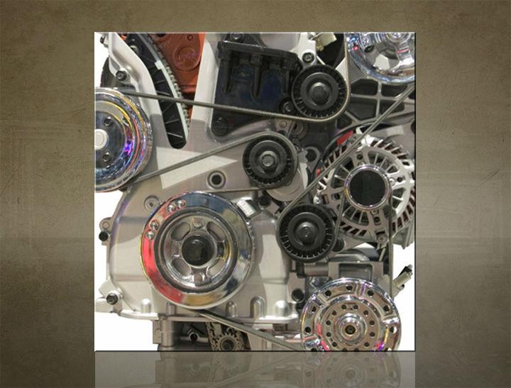 Obraz na stenu ŠTVOREC MOTO - AHD25737