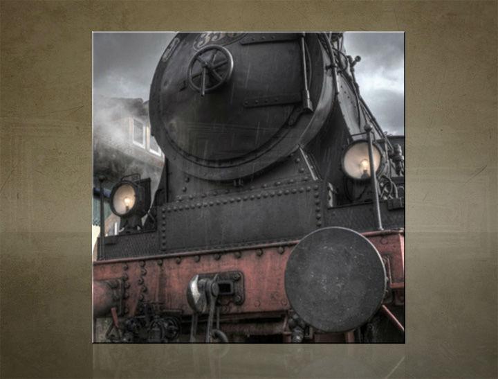 Obraz na stenu ŠTVOREC MOTO - AHD25772