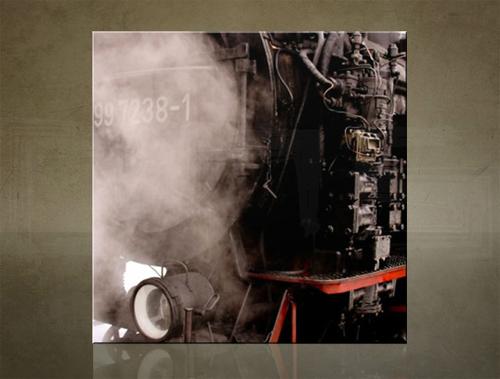 Obraz na stenu ŠTVOREC MOTO - AHD25773