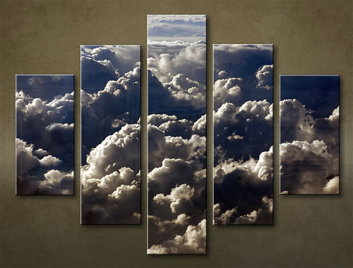 Image of Obraz na stenu 5 dielny ŠPORT SPO_0022_5EL (obraz na plátne)