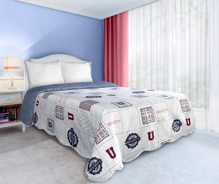 Prehoz na posteľ KAYAH 170x210 cm (prehoz pre deti a mládež)