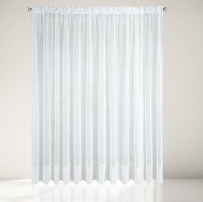 Luxusná záclona KORNELIA 350x250 cm (1 ks v balení)