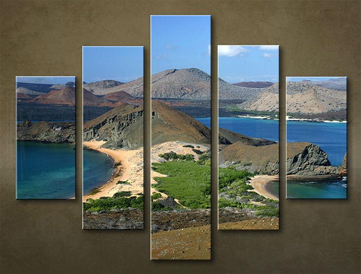 Image of Obraz na stenu 5 dielny KRAJINA WGO_0004_5EL (obraz na plátne)