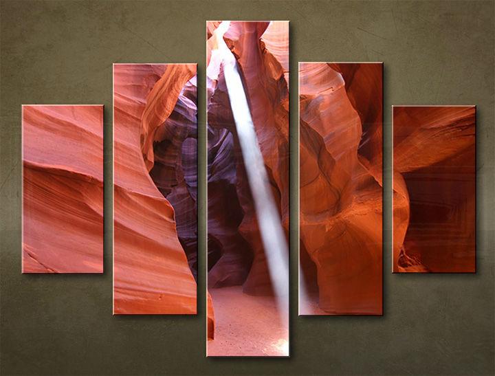 Image of Obraz na stenu 5 dielny KRAJINA WGO_0010_5EL (obraz na plátne)