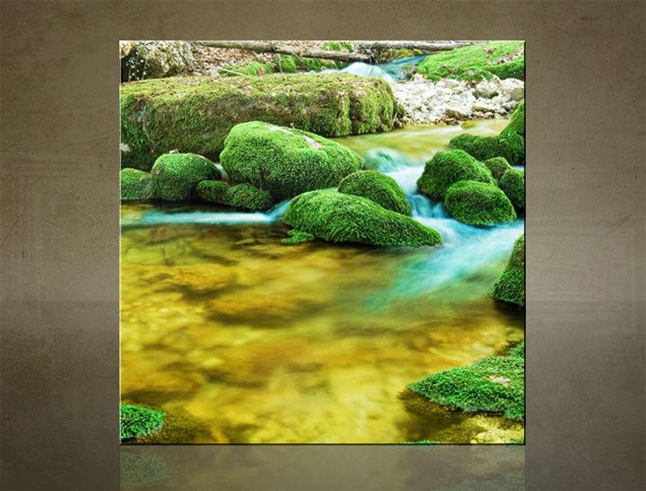 Obraz na stenu ŠTVOREC VODOPÁDY - AHD25954