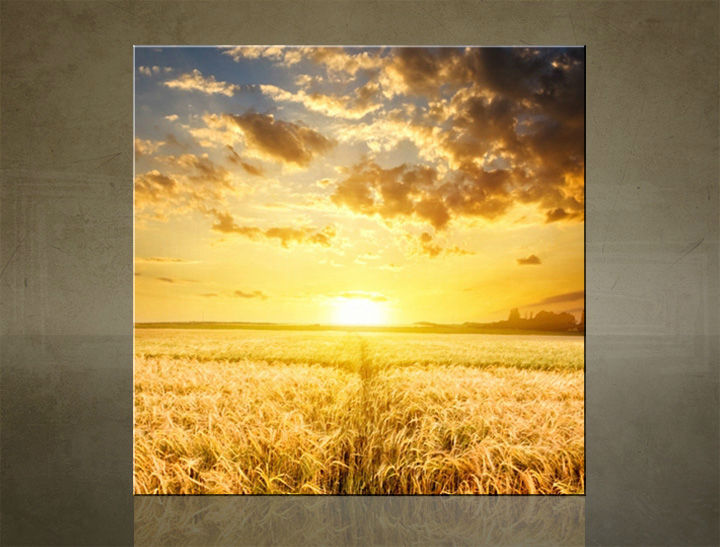 Obraz na stenu ŠTVOREC ZÁPAD SLNKA - AHD25549