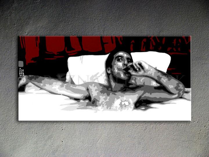 Ručne maľovaný POP Art AL PACINO 1 dielny 100x50cm al21 - AHD25985