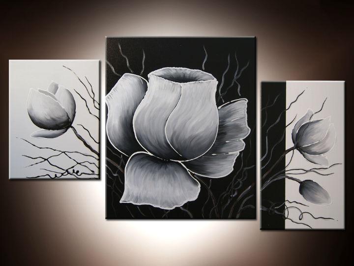 Ručne maľované obrazy - 3D obraz 110x70cm