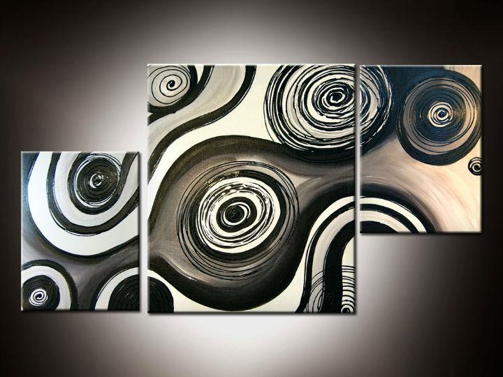 Ručne maľované obrazy - 3D obraz 110x60cm