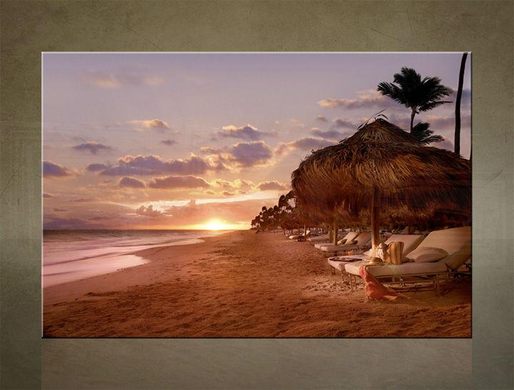 Image of HD Obraz na stenu 1 dielny ZÁPAD SLNKA ZS003O1 (obrazy na plátne)