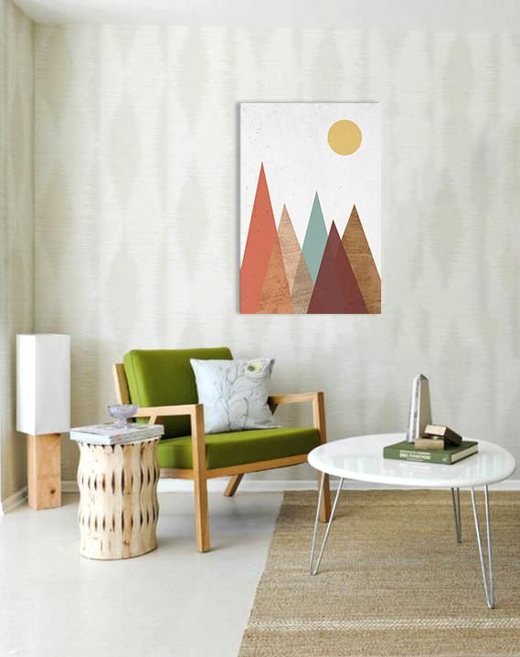 Obraz na stenu Luminous/ Dan Johannson XOBDJ035E1
