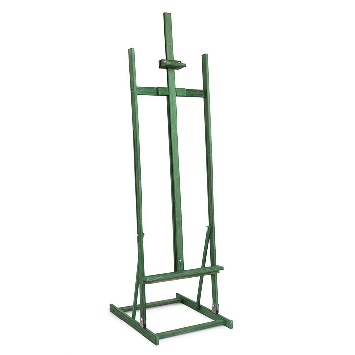 Dekoračný stojan na obraz KING - Green SZ5-green (stojany na obrazy)