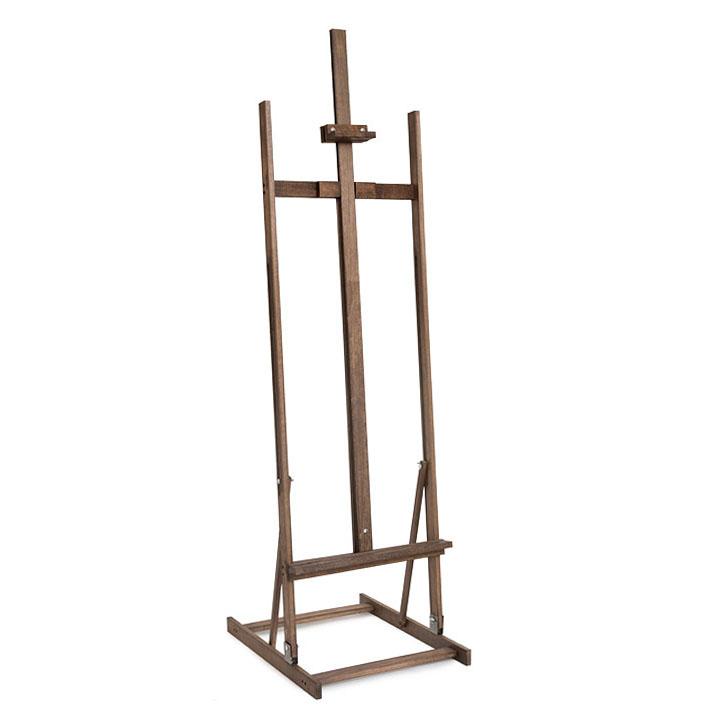 Dekoračný stojan na obraz KING - Svetlo hnedá SZ5-lightbrown (stojany na obrazy)