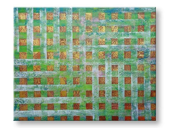 Maľovaný obraz na stenu na stenu ABSTRAKT BI176E1 (maľované obrazy BIANCA)