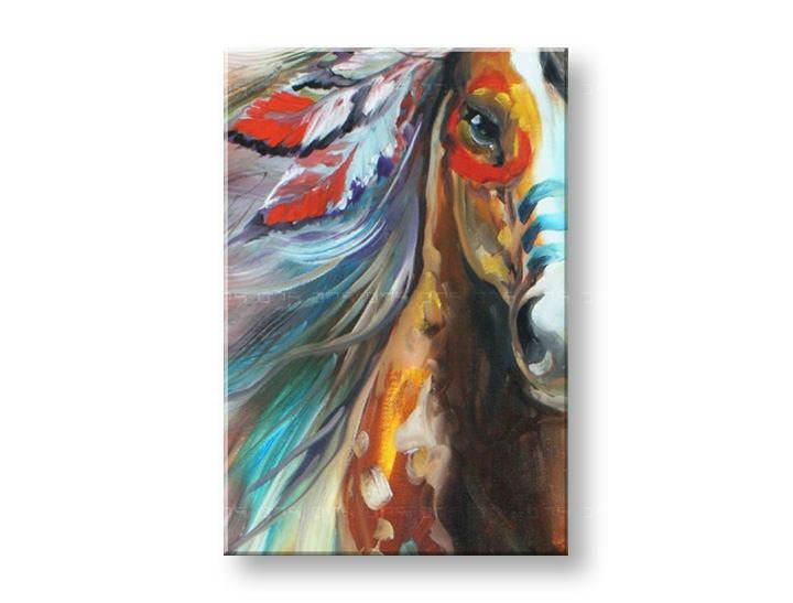 Maľovaný obraz na stenu KONE FB227E1 (maľované obrazy FABIO)