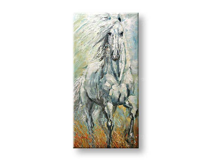 Maľovaný obraz na stenu KONE FB234E1 (maľované obrazy FABIO)