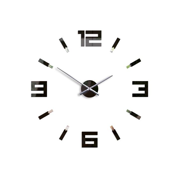 Moderné nástenné hodiny BLINK HMCNH073 (nalepovacie hodiny na stenu)
