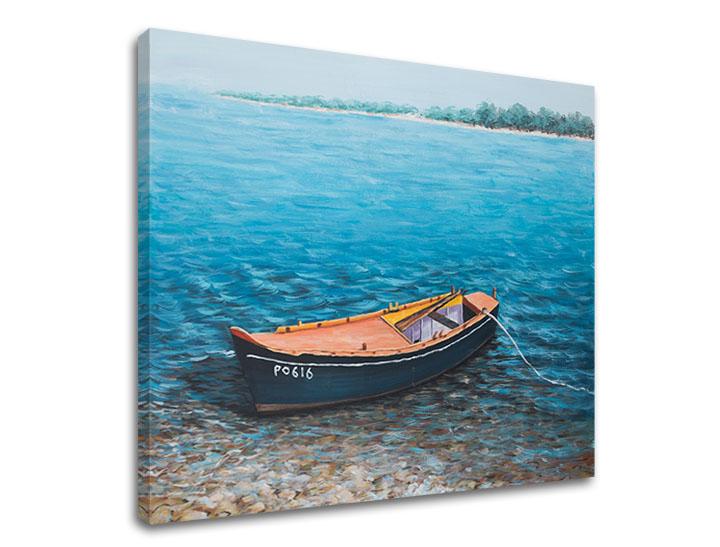 Obraz na plátne LOĎKA 1 dielny XOBCHBC032 (Kolekcia obrazov LIPA)