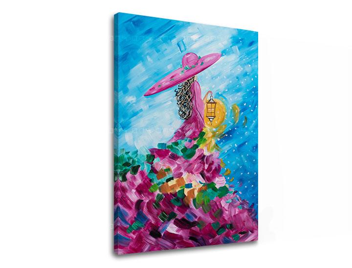 Obraz na plátne ŽENA 1 dielny XOBDO157D1 (Kolekcia obrazov LIPA)