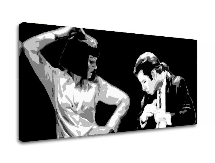 Tlačený POP Art obraz Pulp Fiction 1 dielny pulp4 (pop art obrazy)