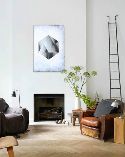 Obraz na stenu Maelstrom/ Dan Johannson XOBDJ037E1