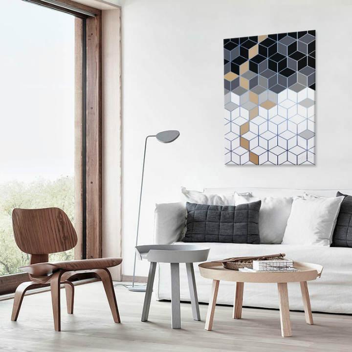 Obraz na stenu Liquid/ Dan Johannson XOBDJ044E1