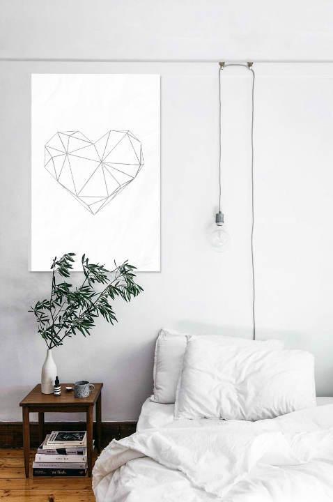 Obraz na stenu Lonely Future/ Dan Johannson XOBDJ052E1