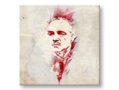 Obraz na stenu Godfather Marlon Brando - AQUArt / Tom Loris 006AA1