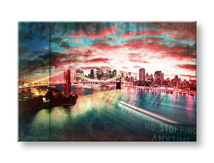 Brooklyn bridge - NEW YORK / Tom Loris 027A1