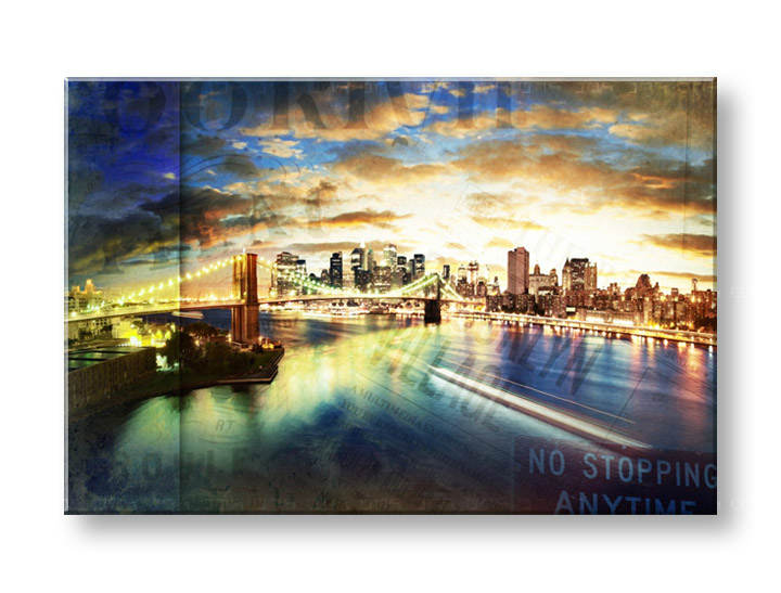 Brooklyn bridge - NEW YORK / Tom Loris 028A1
